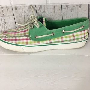 Sperry Women's Bahama Boat Shoes Size 8